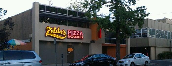 Zelda's Original Gourmet Pizza is one of Best Pizza.