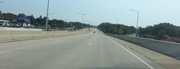 US. Hwy 51 & Milwaukee St. is one of My Faves.