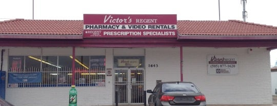 Victors Regent Pharmacy is one of Places you can buy SORE NO MORE in ALBUQUERQUE, NM.