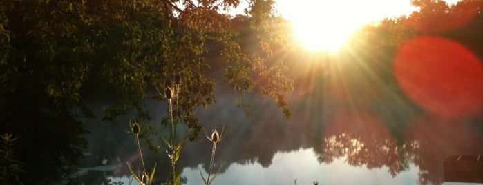 Cleveland Metroparks - Shadow Lake is one of The Great Outdoors.