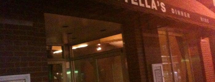Stella's Restaurant, Bar, & Café is one of Alyssa's Ithaca visit.