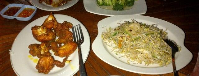 Dapur Ibu Restaurant is one of Visited Places in Yogyakarta :).