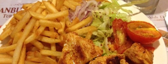 Istanbul Kebab is one of Hong Kong.