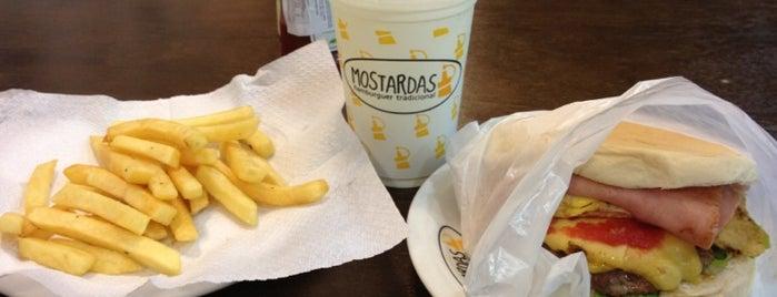 Mostardas Hamburgueria e Café is one of Atendimento nota 10..