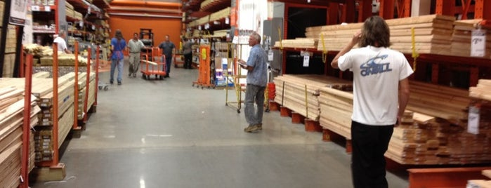 The Home Depot is one of Guide to Vineland's best spots.