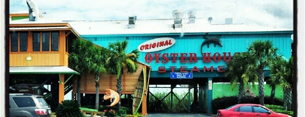 Original Oyster House is one of Restaurant To Do List.
