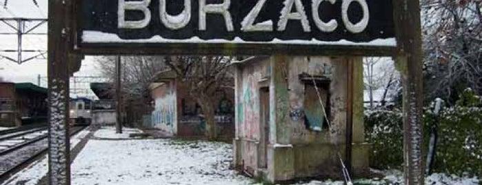 Burzaco is one of 20 favorite restaurants.