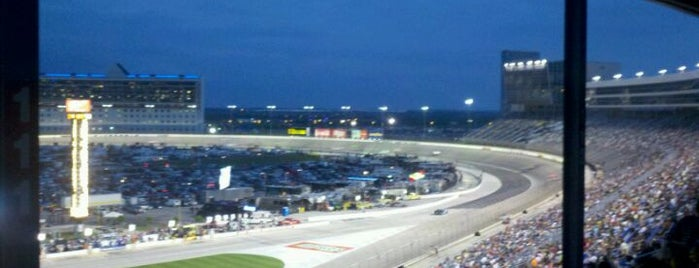 Texas Motor Speedway is one of My NASCAR Cup Series Trip List.