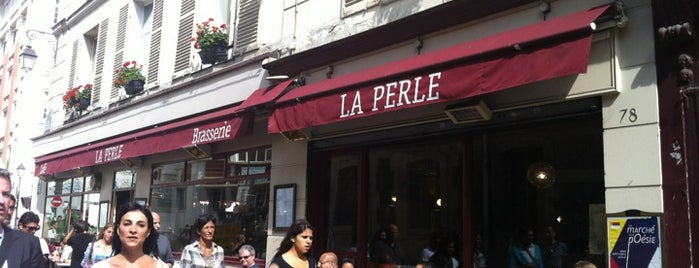 La Perle is one of Paris // For Foreign Friends.