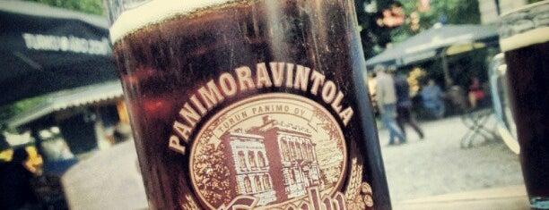 Panimoravintola Koulu is one of Best in Turku.