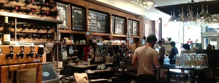 Think Coffee is one of The 15 Best Places for Third Wave Coffee in Greenwich Village, New York.
