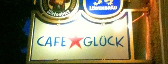 Café Glück is one of München.