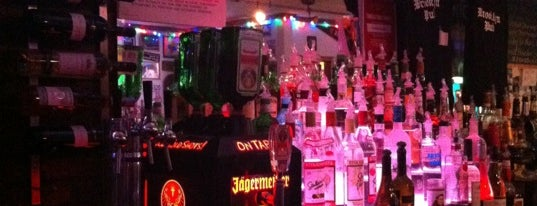Brooklyn Pub is one of NYC Trivia Nights.