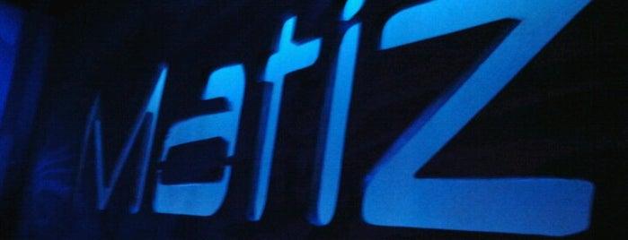 Pub Matiz is one of QR.