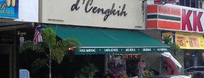 Restoran D'Cengkih is one of Makan @ KL #1.