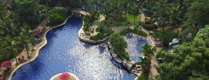 Marriott Putrajaya Hotel is one of Hotels.