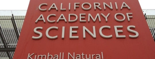 California Academy of Sciences is one of San Francisco's Best Museums - 2012.