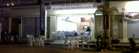 Restoran Sri Noor is one of Favorite affordable date spots.