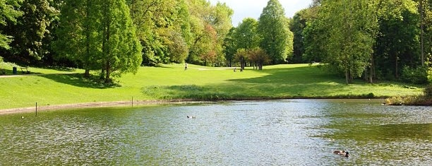 Parc de Woluwepark is one of Brussels: the insider's guide.