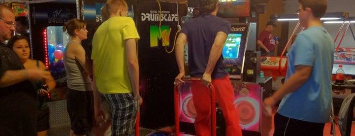 Sportland is one of Arcades.