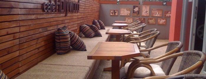 Hollywood cafe is one of JM Vinárstvo Doľany / partneri.