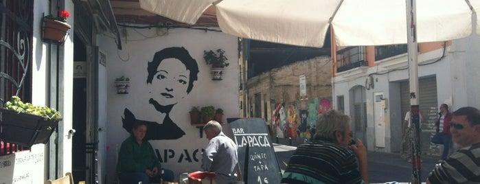 La Paca is one of valencia.