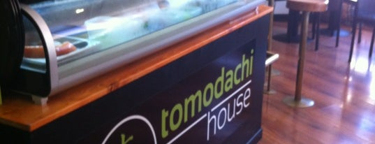 Tomodachi House is one of tomodachi.