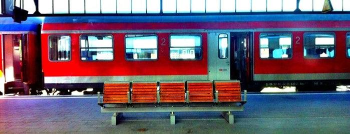 Bahnhof Flensburg is one of Bahnhöfe Deutschland.