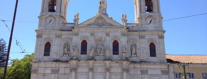 Basílica da Estrela is one of LISBON THINGS TO DO.