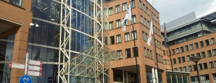 Albert Heijn HQ is one of Albert Heijn (Noord-Holland).
