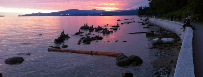 English Bay Beach is one of เที่ยว Vancouver, Canada.