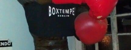 Boxtempel is one of BERLIN || Marcel Duee, Tweek TV.