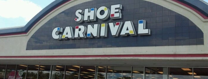 Shoe Carnival is one of Guide to Greenfield's best spots.