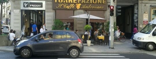 Torrefazione Caffè Ernani is one of Milan(o) the BEST! = Peter's Fav's.