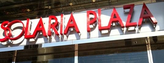 Solaria Plaza is one of FUKUOKA.