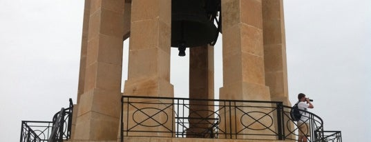 Siege Bell War Memorial is one of Malta Cultural Spots.
