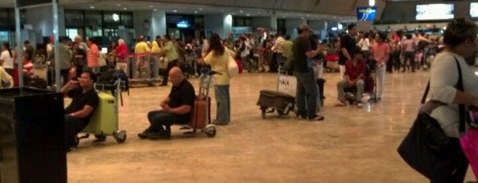 Ninoy Aquino International Airport (MNL) Terminal 2 is one of World Airports.