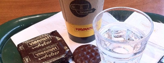 Havanna is one of Guide to Bs As's best spots.