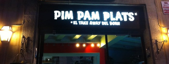 Pim Pam Burger is one of Good Eats in Barcelona.