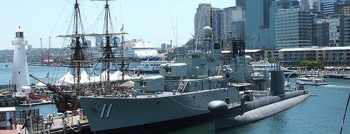 Australian National Maritime Museum is one of Top free things to do in Sydney.