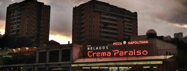 Crema Paraíso is one of Comida.
