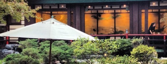 Yamashiro Hollywood is one of Eateries to Try.