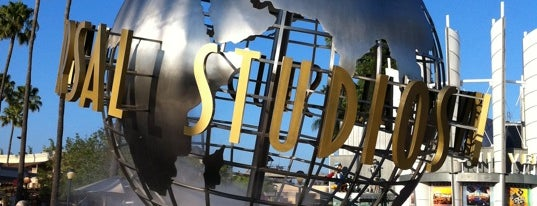 Universal Studios Hollywood is one of Best Places to Check out in United States Pt 2.