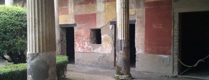 Area Archeologica di Pompei is one of Maravillas del mundo.