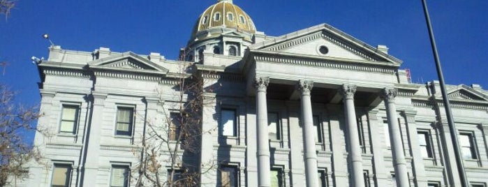 Colorado State Capitol is one of 24 Hours in Denver.