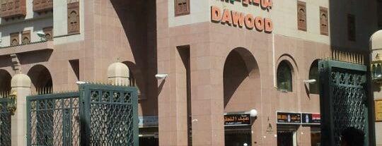 Bin Dawood is one of Madinah.