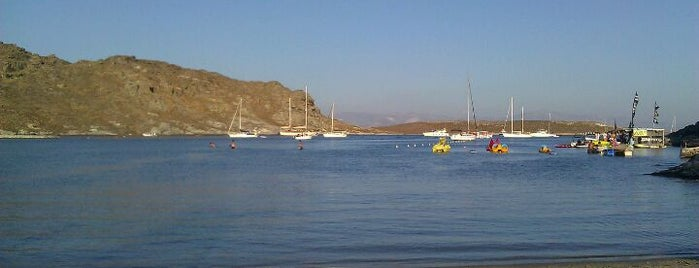 Monastiri Beach is one of Paros Top.