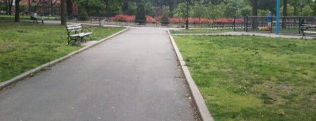 Mullaly Park is one of NYC's Skate Parks.