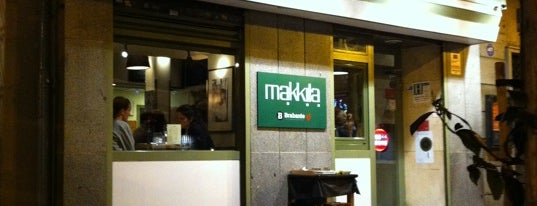 Makkila is one of Places in Madrid.