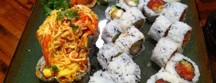 JoTo Thai-Sushi Tampa is one of The 15 Best Places for Blue Crabs in Tampa.